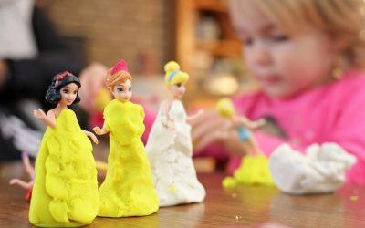 The world of princesses